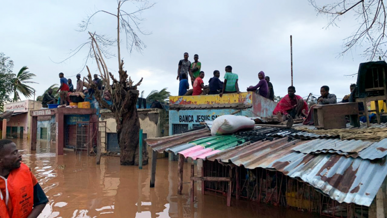 Freemasons give £45,000 to victims of Southern African Cyclone