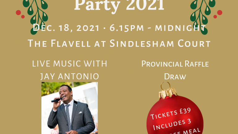 Provincial Christmas Party 2021